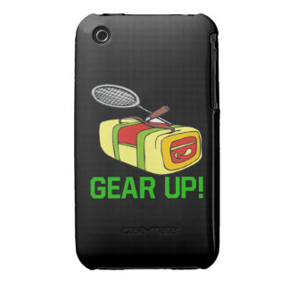 Gear Up iPhone 3 Covers