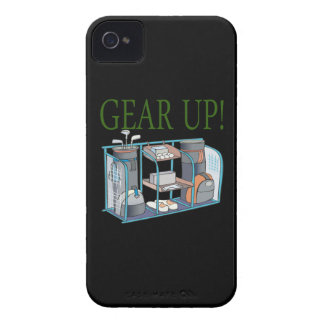 Gear Up iPhone 4 Case