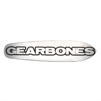 GearBones Old School Deck Skate Board Decks