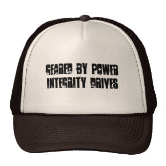 geared by Power Integrity Drives Cap