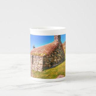 Gearrannan, Isle of Lewis Bone China Mug