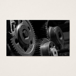 Gears Business Card