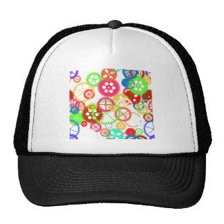 Gears Trucker Hats