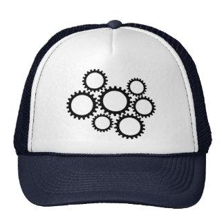 Gears Trucker Hat