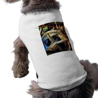 Gears in Grist Mill Sleeveless Dog Shirt