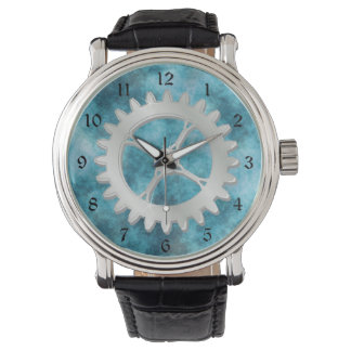Gears Of Time, Metal Wheel Wristwatches
