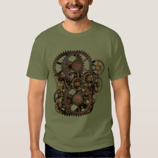 Gears on your Gear! (Large) Tees