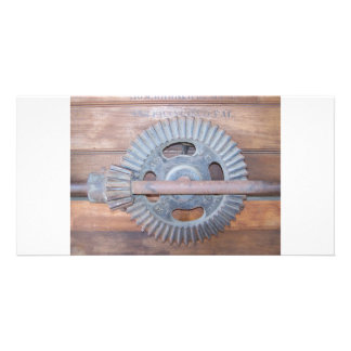 Gears Picture Card