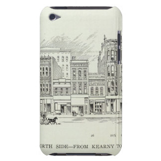 Geary North side Kearny and Grant iPod Touch Cover