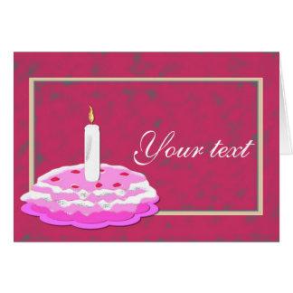 Geburtstagskarte Grußkarten