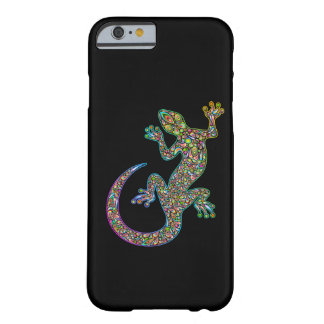 Geck Gecko Psychedelic Design iPhone 6 case