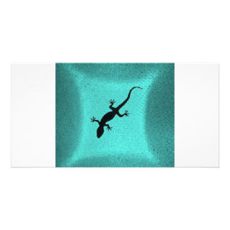GECKO 1 PERSONALIZED PHOTO CARD