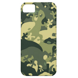 Gecko Camouflage iPhone 5 Case