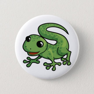 Gecko Design 6 Cm Round Badge