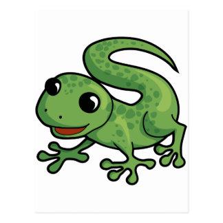 Gecko Design Postcard