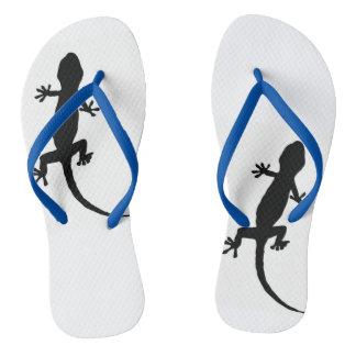 Gecko Flip Flops