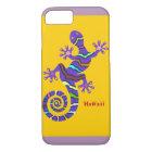 Gecko Hawaii Multi Colour iPhone 8/7 Case