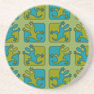 Gecko / Lizard coaster