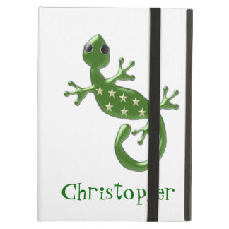 Gecko Lizard Just Add Name iPad Air Case