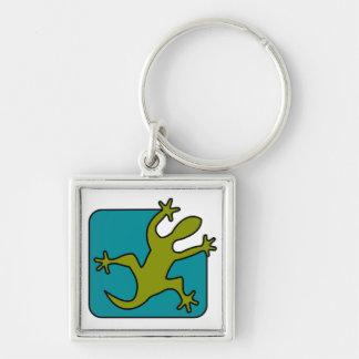 Gecko / Lizard key chain