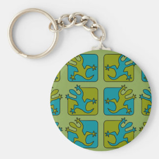 Gecko / Lizard key chain