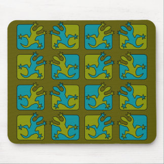 Gecko / Lizard mousepad