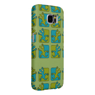 Gecko / Lizard Samsung case, customize Samsung Galaxy S6 Cases