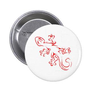 Gecko Mania 2 Inch Round Button