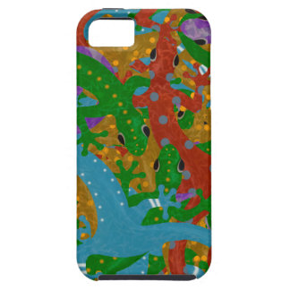 Gecko Mania iPhone 5 Covers