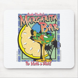 Gecko-margarita-LIMEDESIGN Mouse Pads