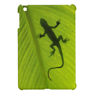 Gecko Silhouette Cover For The iPad Mini