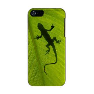 Gecko Silhouette Incipio Feather® Shine iPhone 5 Case