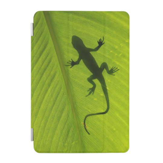 Gecko Silhouette iPad Mini Cover