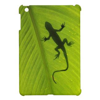 Gecko Silhouette iPad Mini Covers