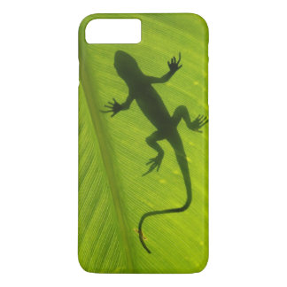 Gecko Silhouette iPhone 8 Plus/7 Plus Case