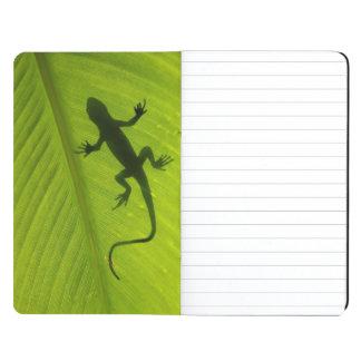 Gecko Silhouette Journal
