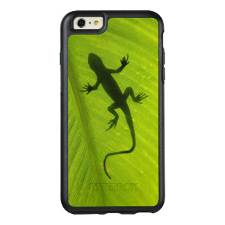 Gecko Silhouette OtterBox iPhone 6/6s Plus Case