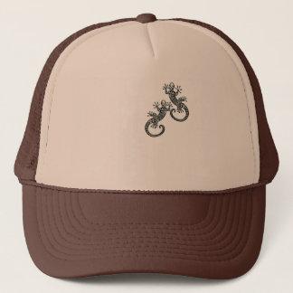 GECKO TRUCKER HAT