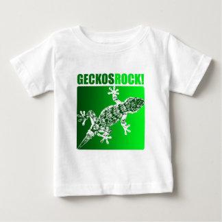 Geckos Rock! Baby T-Shirt
