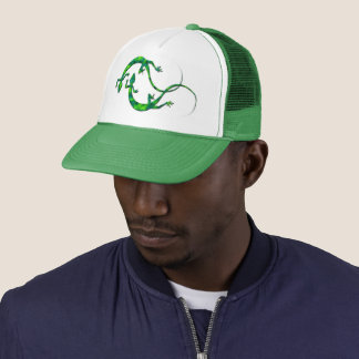 Geckos Trucker Hat