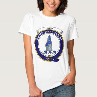 Ged  Clan Badge Tee Shirts