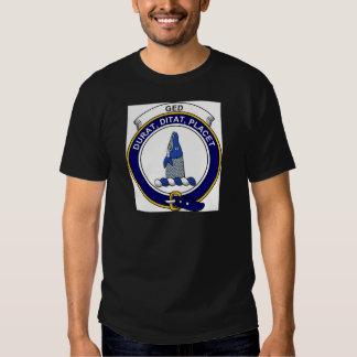 Ged  Clan Badge Tshirts