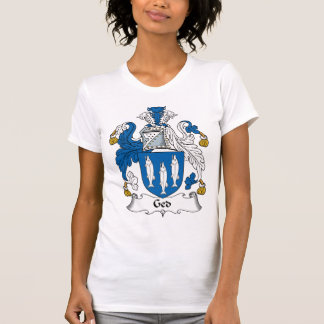 Ged Family Crest Tshirts
