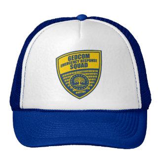 GEDCOM Emergency Response Squad Trucker Hats