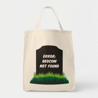 GEDCOM Not Found Bags