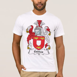 Geddes Family Crest T-Shirt