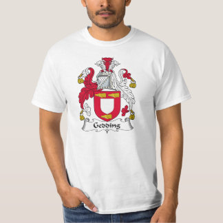 Gedding Family Crest Tshirt