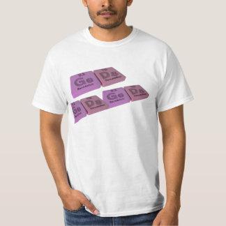 Geds as Ge Germanium and Ds Darmstadtium Shirt