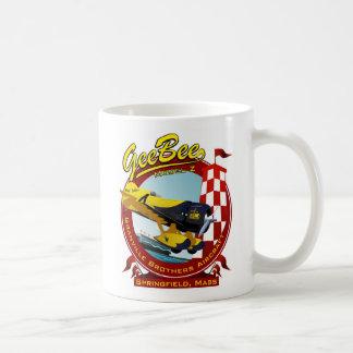 Gee Bee Z Racer Basic White Mug