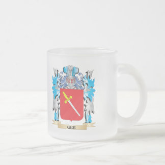 Gee Coat of Arms - Family Crest Coffee Mug